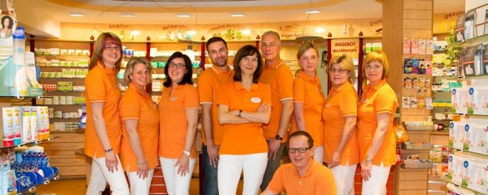 Unser freundliches Team