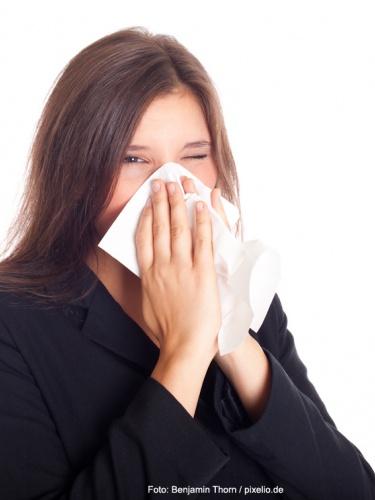 Des Öfteren gut durchlüften, um frische Luft herein und Bakterien und Viren raus zu lassen.